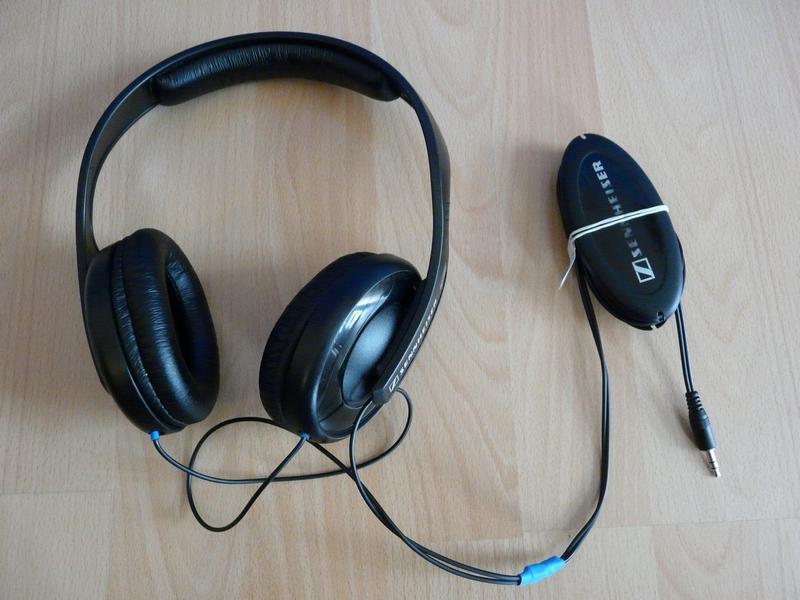 Sennheiser HD 202 fejhallgató javítás - egyik fele nem szólt • Fejhallgató  Szerviz b31358beb1