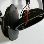Audioton DH-203 sztereó fejhallgató doboza