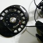 Hibás Sennheiser HD 202 fejhallgató hangszórója