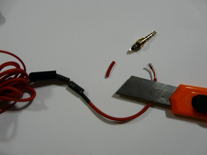 ... fülhallgató jack dugó csere · HTC iBeats by Dr. Dre fülhallgató kábel  javítás c644172934