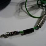 Skullcandy GI Headphones Rasta Gaming headset, jack dugó bekötése