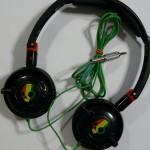 Skullcandy GI Headphones Rasta Gaming headset javítás után
