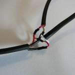 Sony DR-GA100 headset kábelek forrasztása