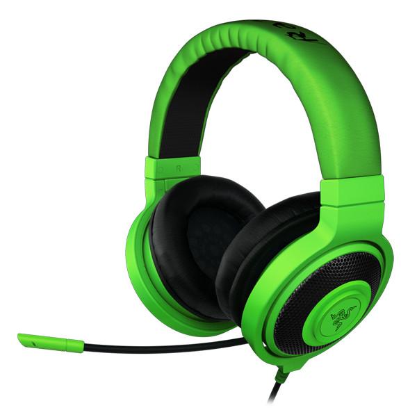 Razer Kraken mikrofonos fejhallgató. Ennél a típusnál legtöbbször a  fejpánton átmenő kábel szakad meg ac23972049