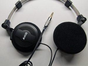 AKG K403 fejhallgató javítása