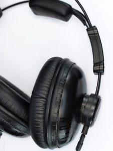 Superlux HD 669 fejhallgató javítás
