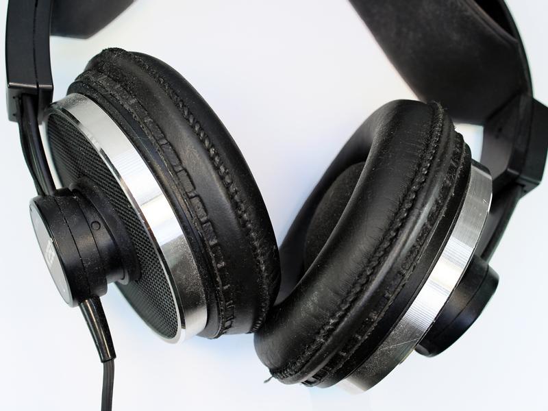 AKG K250 fejhallgató javítás