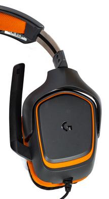 Logitech G231 headset javítása