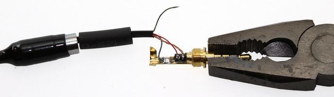 JBL Tune T500 javítás, jobb hangcsatorna bekötése