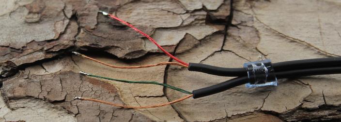 Neotech KE-01 fejhallgató kábel