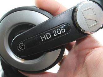 Sennheiser HD 205