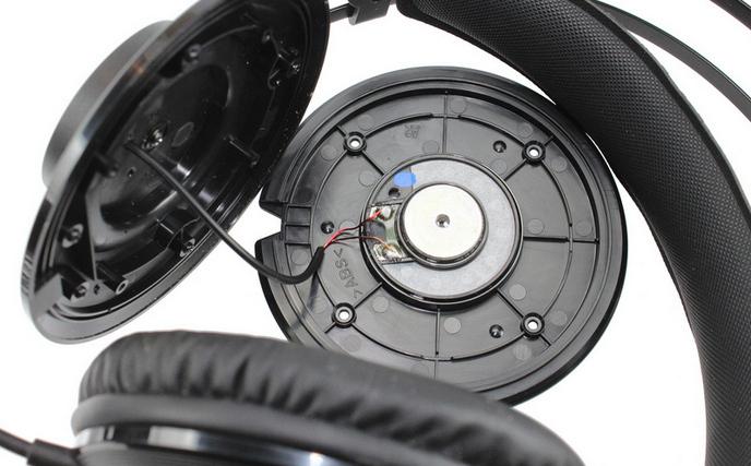 AKG K72 fejhallgató javítás