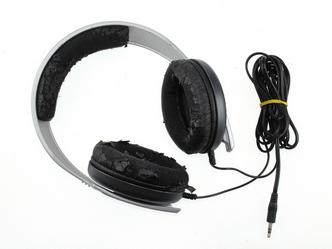 Sennheiser HD 203 fejhallgató felújítás 1.