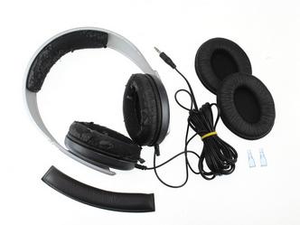 Sennheiser HD 203 fejhallgató felújítás 2.