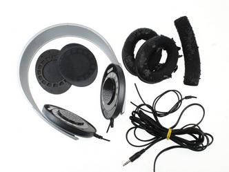 Sennheiser HD 203 fejhallgató felújítás 3.