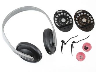 Sennheiser HD 203 fejhallgató felújítás 4.