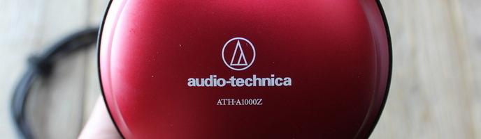 Audio-Technica ATH-A1000Z ART monitor fejhallgató