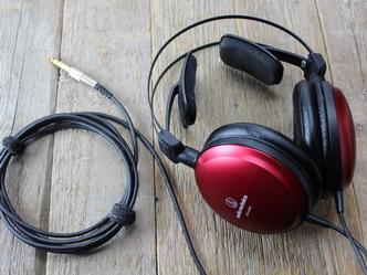 Audio-Technica ATH-A1000Z ART fejhallgató javítás