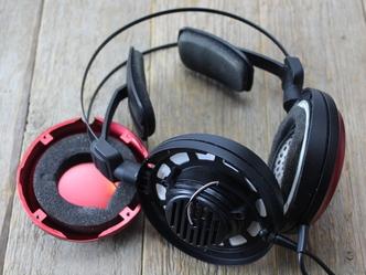 Audio-Technica ATH-A1000Z ART fejhallgató szerelése