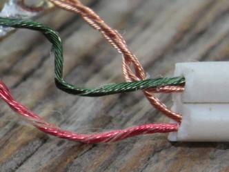 JVC HA-S180 fejhallgató kábel vezetékek