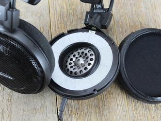 Audio-Technica ATH-AD500X fejhallgató szétszedése