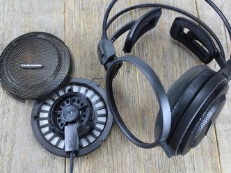 Audio-Technica ATH-AD500X fejhallgató szerelése
