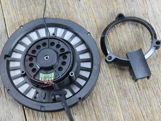 Audio-Technica ATH-AD500X fejhallgató bekötése