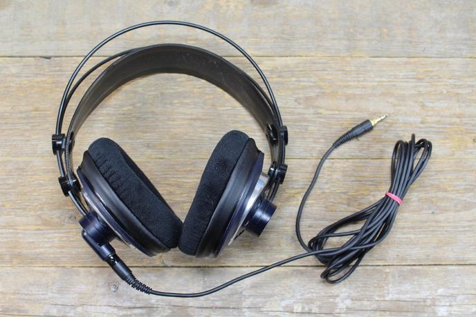 AKG K240 MKII Studio fejhallgató javítása