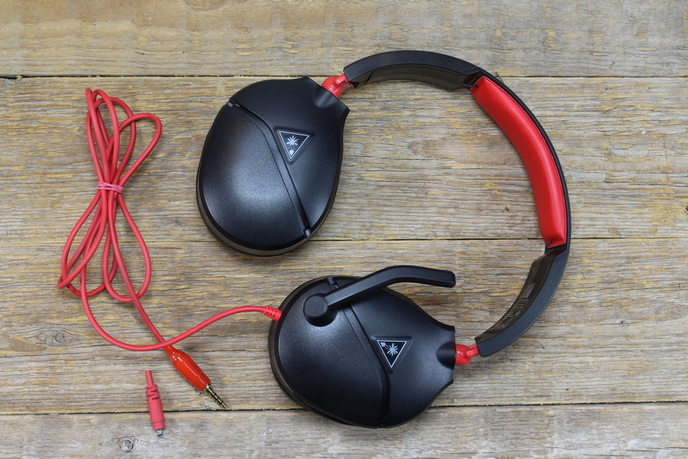 Turtle Beach Ear Force Recon 70P Gaming headset javítás