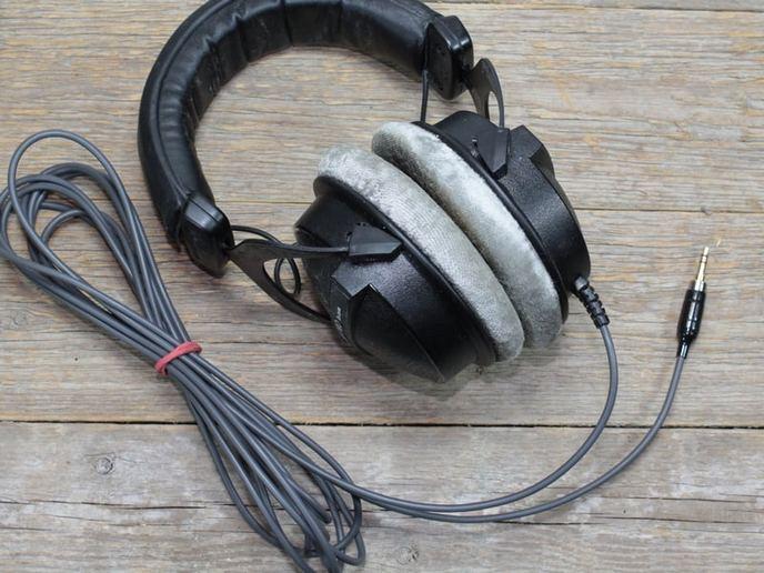 Beyerdynamic DT 770 Pro fejhallgató javítás