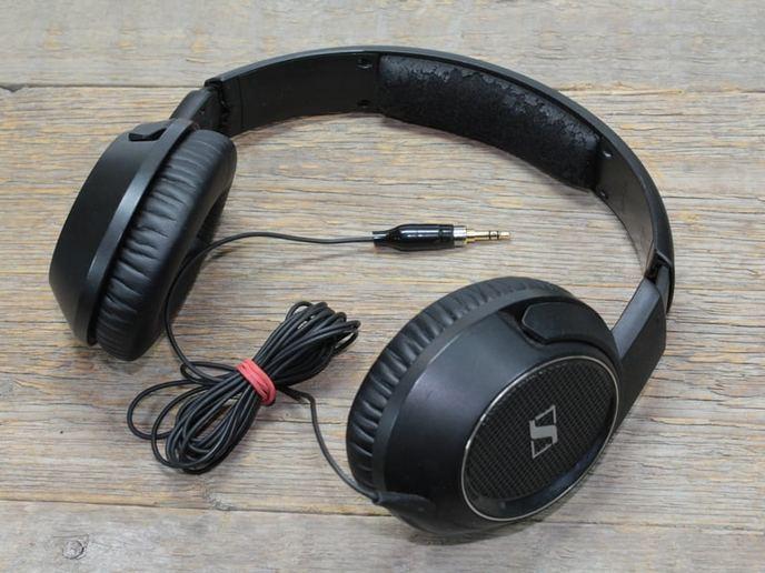Sennheiser HD 429 fejhallgató javítás