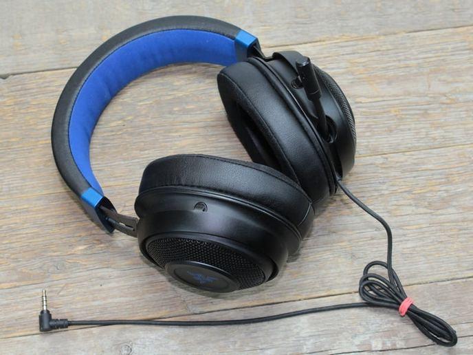 Razer Kraken X for Console headset javítás