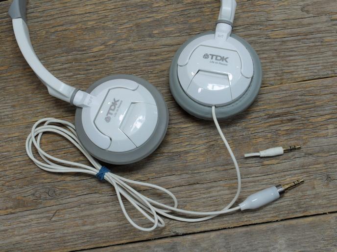 TDK Life On Record ST100 fejhallgató javítás