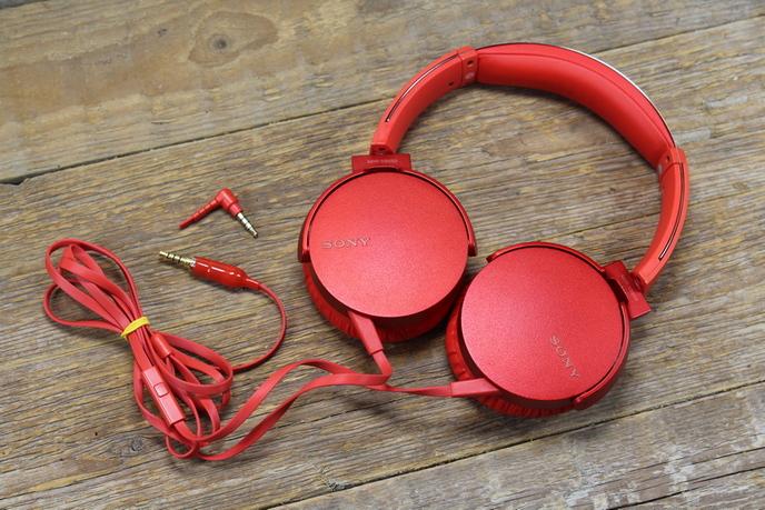 Sony MDR-XB550 fejhallgató