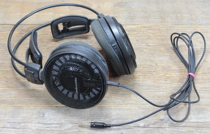 Audio-Technica ATH-AD900X fejhallgató javítás kábelcsere
