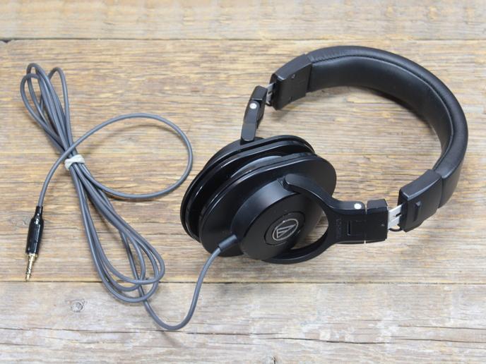 Audio-Technica ATH-M30x fejhallgató javítás