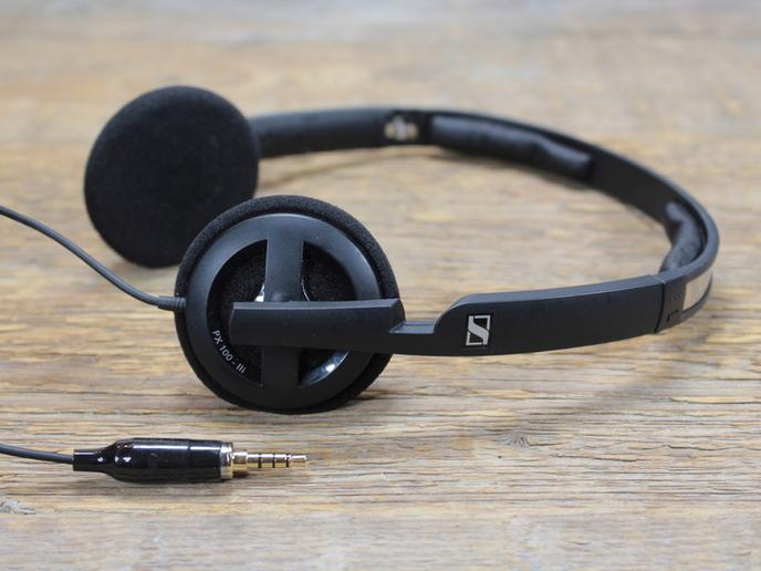 Sennheiser PX 100-IIi fejhallgató javítás