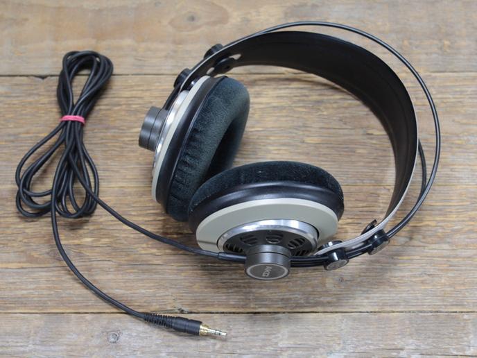 AKG K242 HD fejhallgató javítás