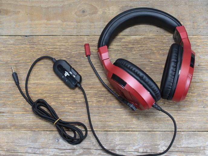 Bigben Stereo Gaming V3 Headset javítás