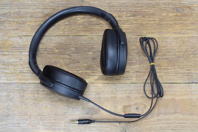 Sennheiser HD 400S fejhallgató javítás