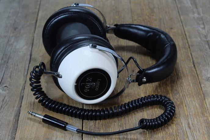 Lenco K106 fejhallgató javítás