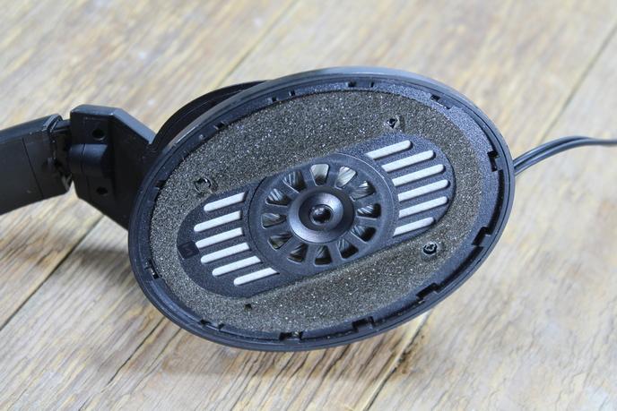 Sennheiser HD 449 fejhallgató szétszedése
