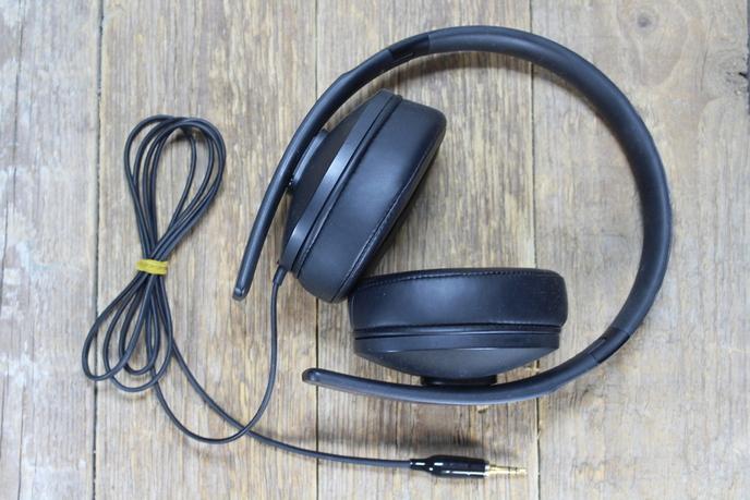 Sennheiser HD 300 fejhallgató javítás